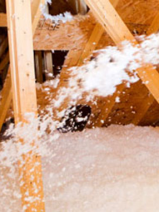 Fiberglass Blown-In Insulation